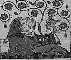 Il Codex Manesse- Lo strano destino del libro della scoperta dell' Amore